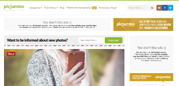 PicJumbo_Photo_Libre_Droit_Capture_Communication