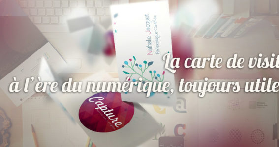 MArketing - La Carte de Visite - Agence Communication Caen
