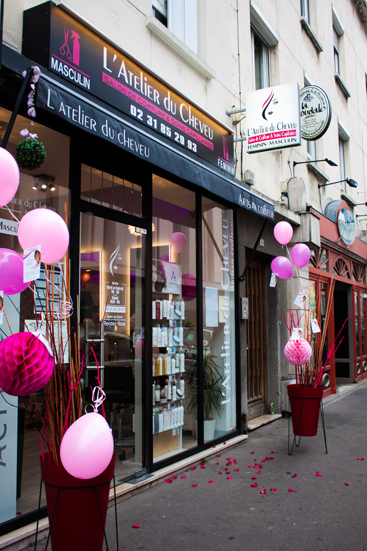 Octobre Rose - Reportage Photographe Caen Normandie