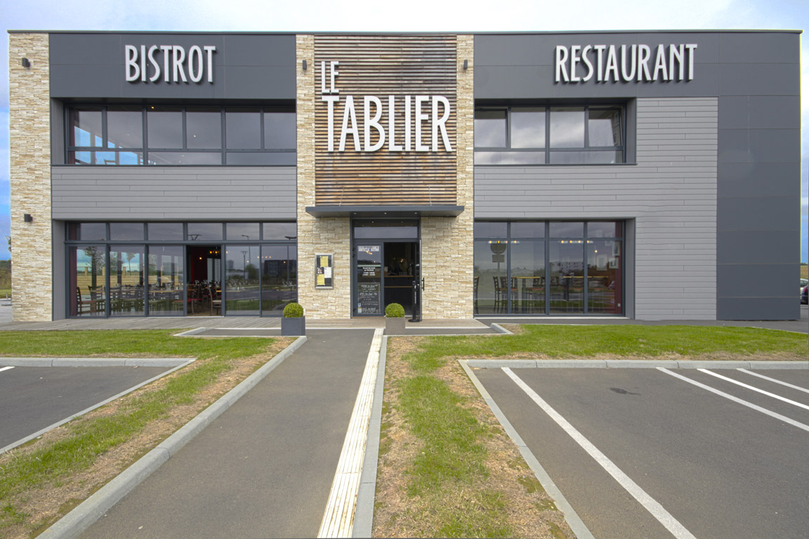 Photographe Restaurant le Tablier - Caen Normandie - Agence Capture Communication