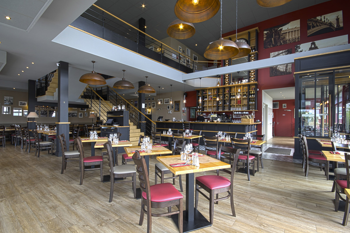 Photographe Restaurant le Tablier - Caen Normandie - Agence Capture Communication