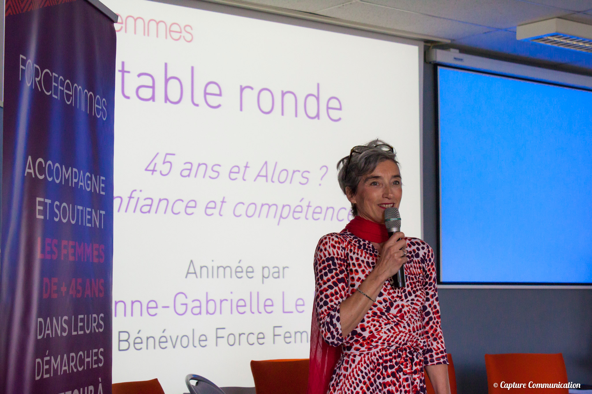 Forum Force Femmes chez Orange Labs