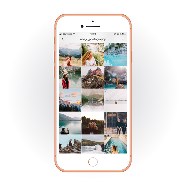 Feed Capture Communication Instagram