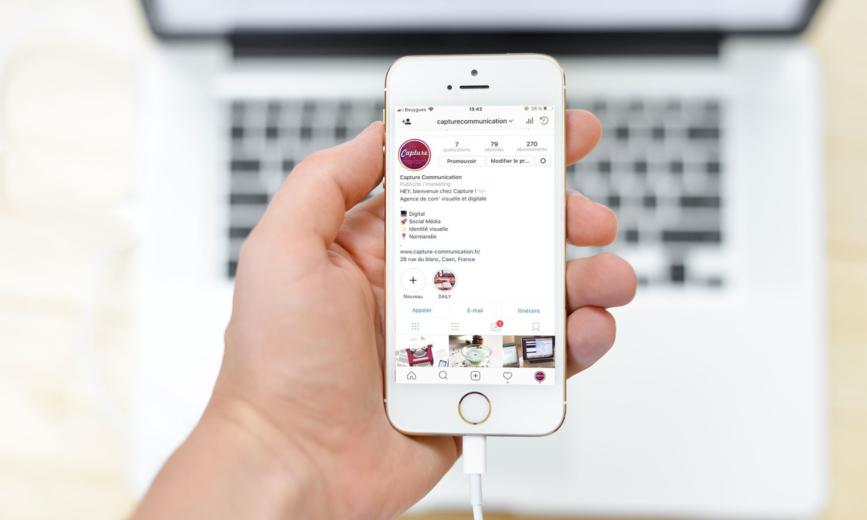 Instagram - développer rapidement sa communauté et sa visibilité
