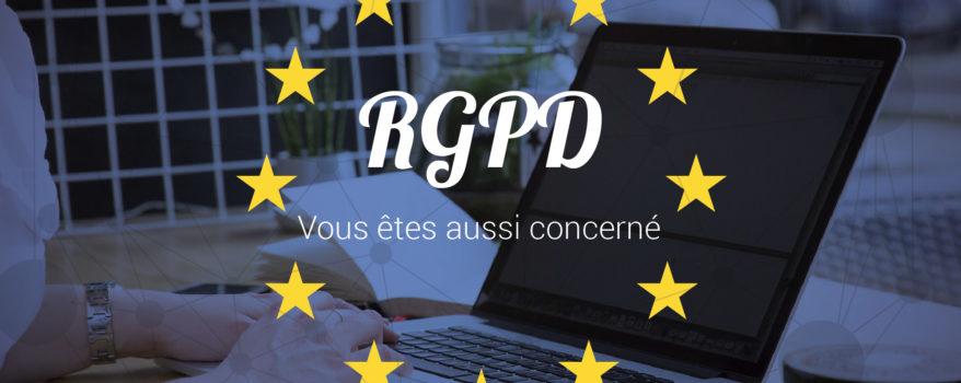RGPD Reglement General Protection Donnees