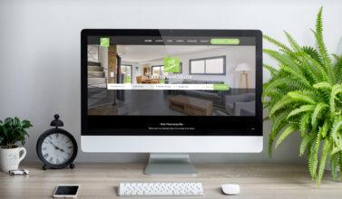 Création Site Internet Logo Communication Bertin Immobilier Caen