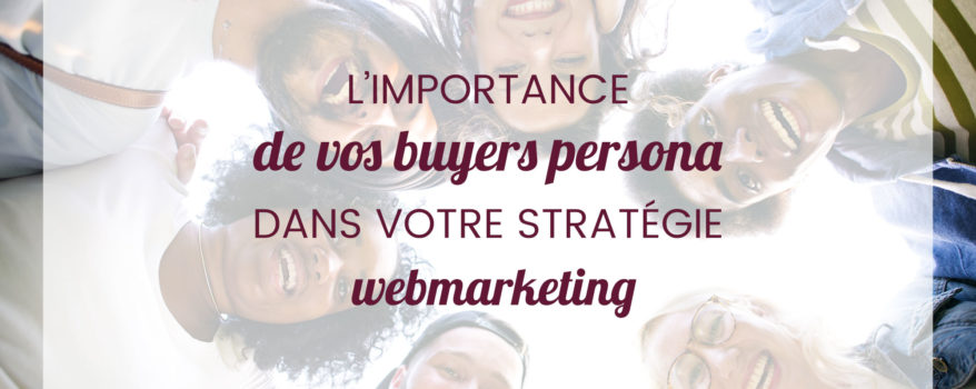 Strategie Webmarketing buyers persona