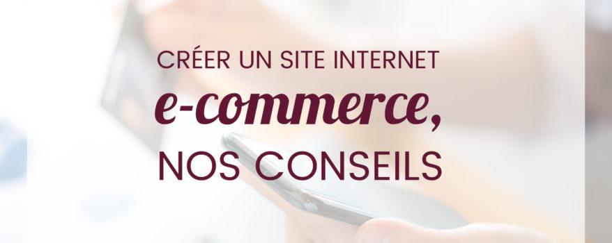 Strategie Webmarketing Créer Site Internet E-Commerce