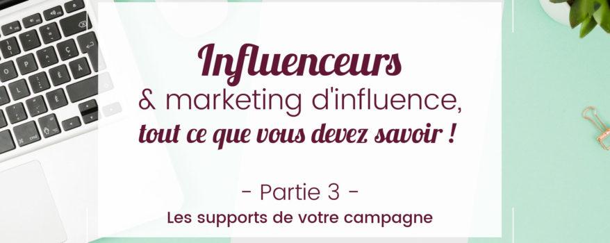 Influenceurs Marketing Influence