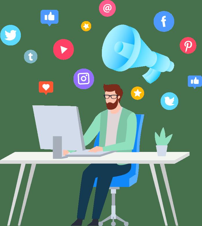 Influenceurs Marketing Influence Reseaux sociaux