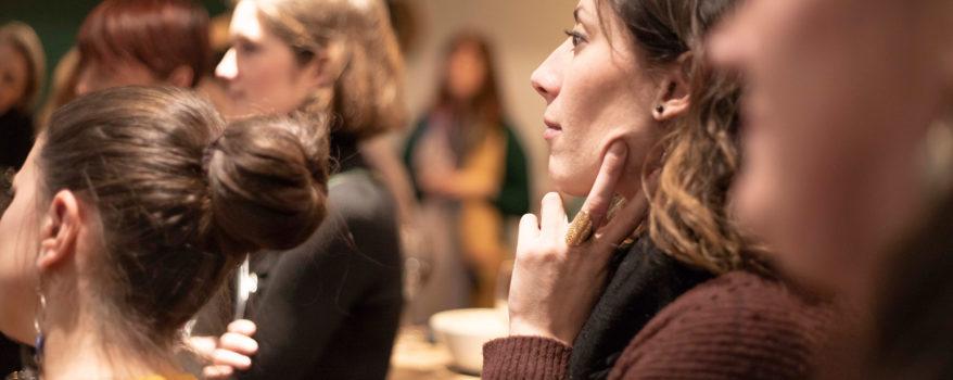 Capture Communication Apéro Réseau Jekiffmaviedentrepreneuseennormandie Caen Janvier 2020
