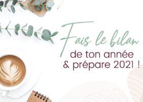 Workbook Bilan 2021 Prépare 2021